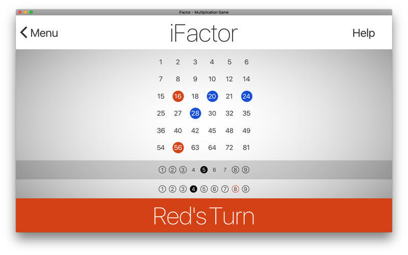 Screenshot 1 for iFactor