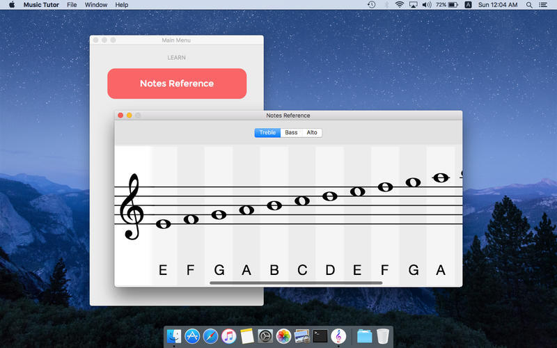 Screenshot 3 for Music Tutor