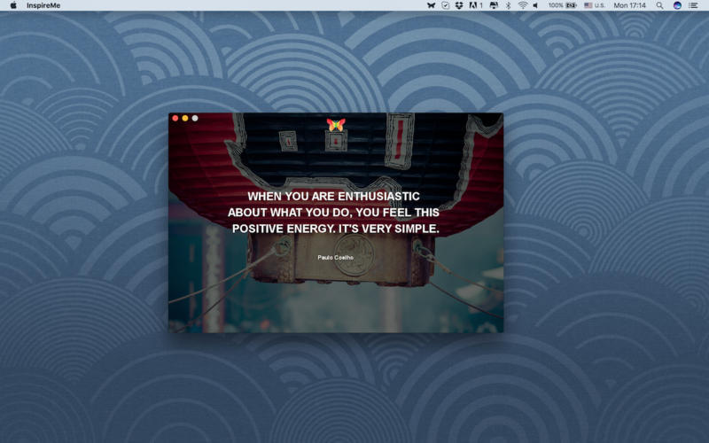 Screenshot 1 for InspireMe