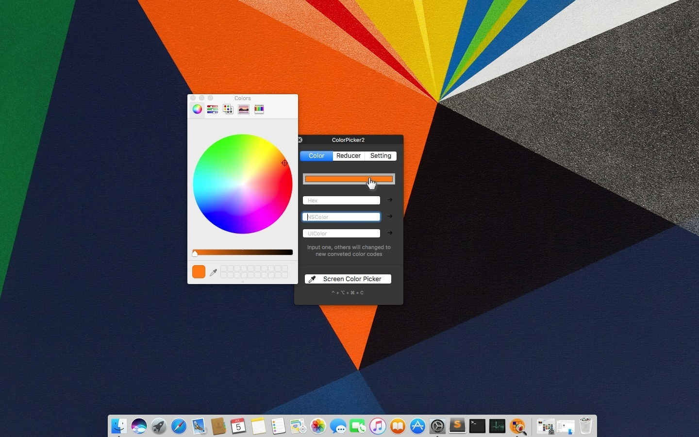 Screenshot 2 for ColorPicker2