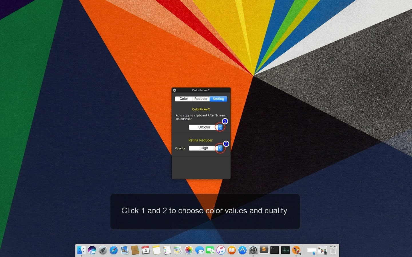 Screenshot 5 for ColorPicker2