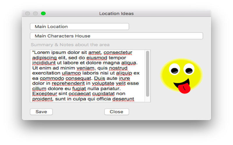 Screenshot 4 for StoryWriting