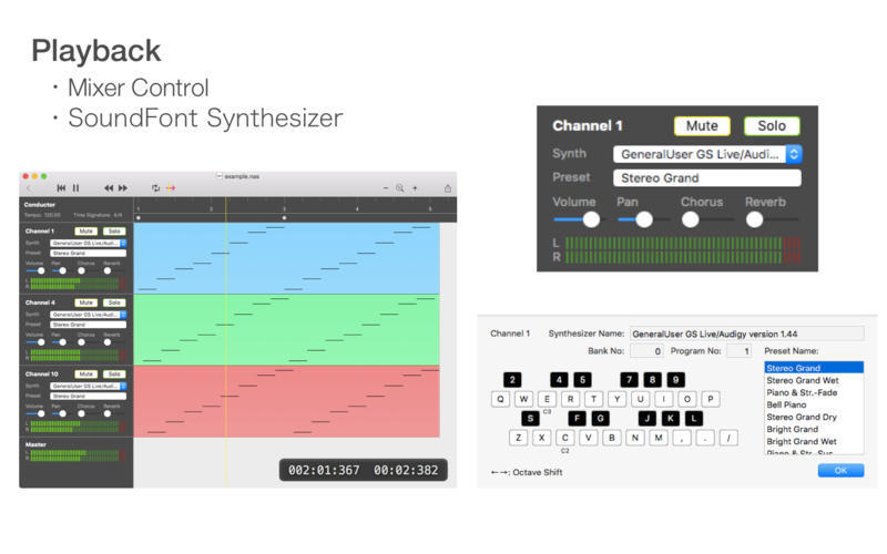 Screenshot 1 for NASequencer