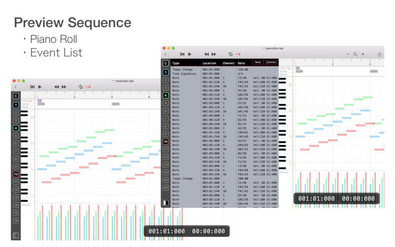 Screenshot 2 for NASequencer