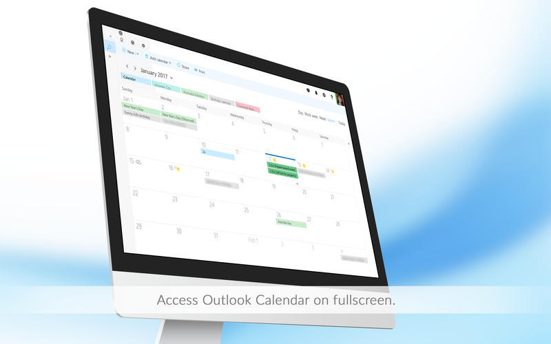 Screenshot 5 for CalendarPro for Outlook