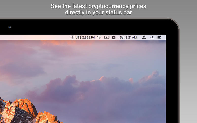 Screenshot 1 for CoinTicker