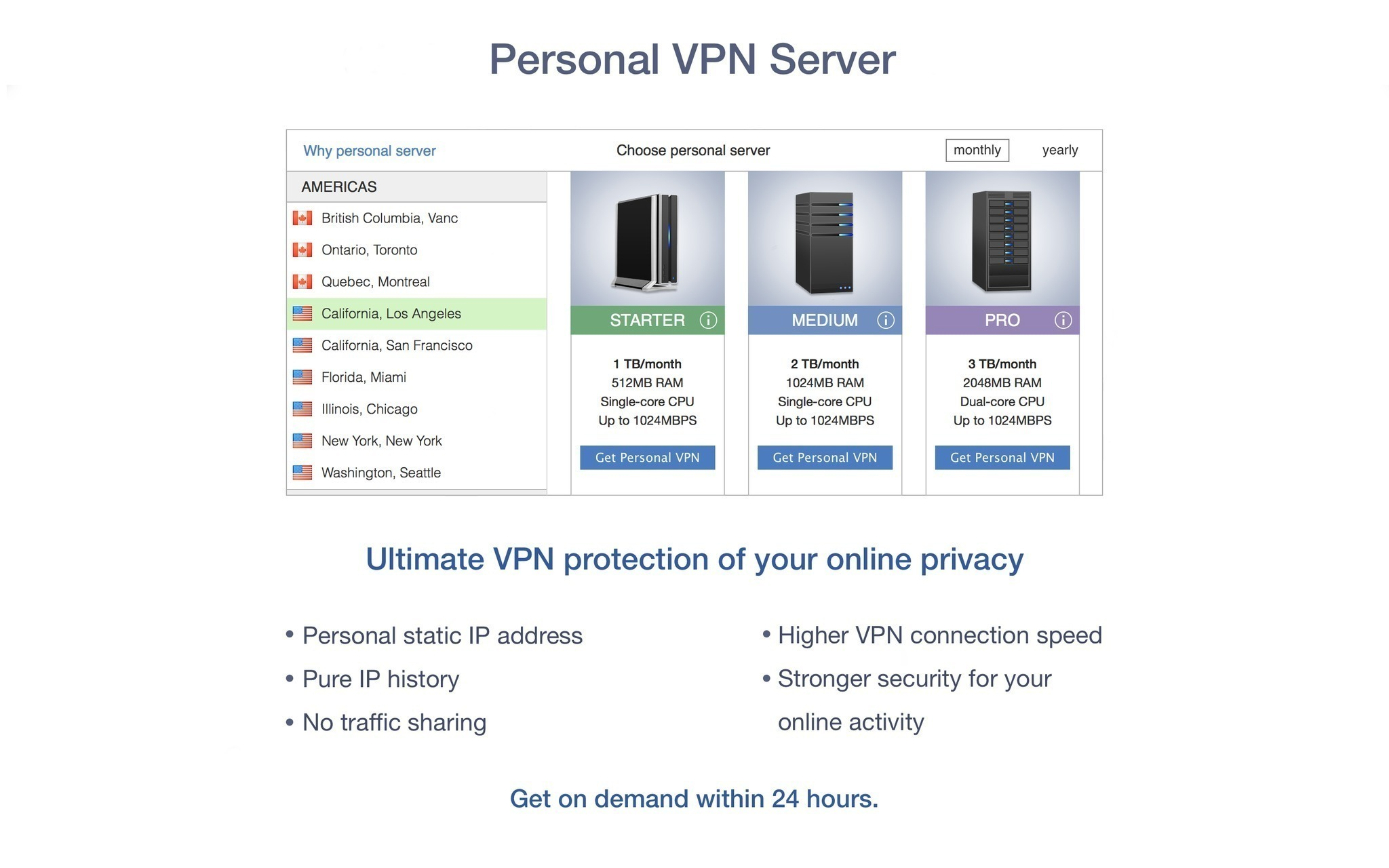 Screenshot 3 for VPN Client