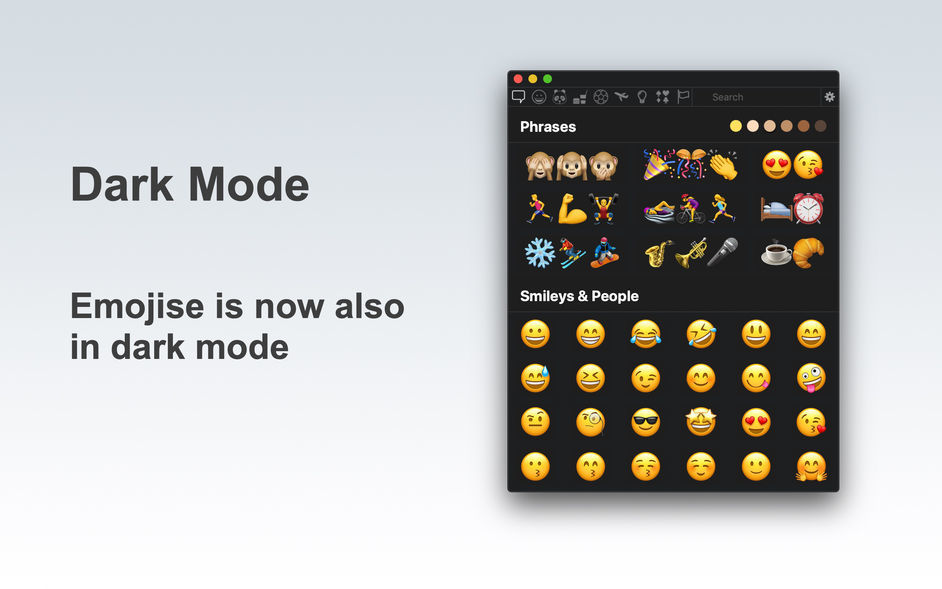 Screenshot 1 for Emojise