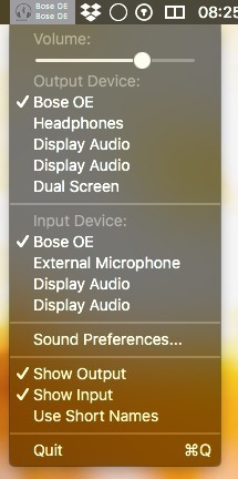 Screenshot 2 for AudioDevice