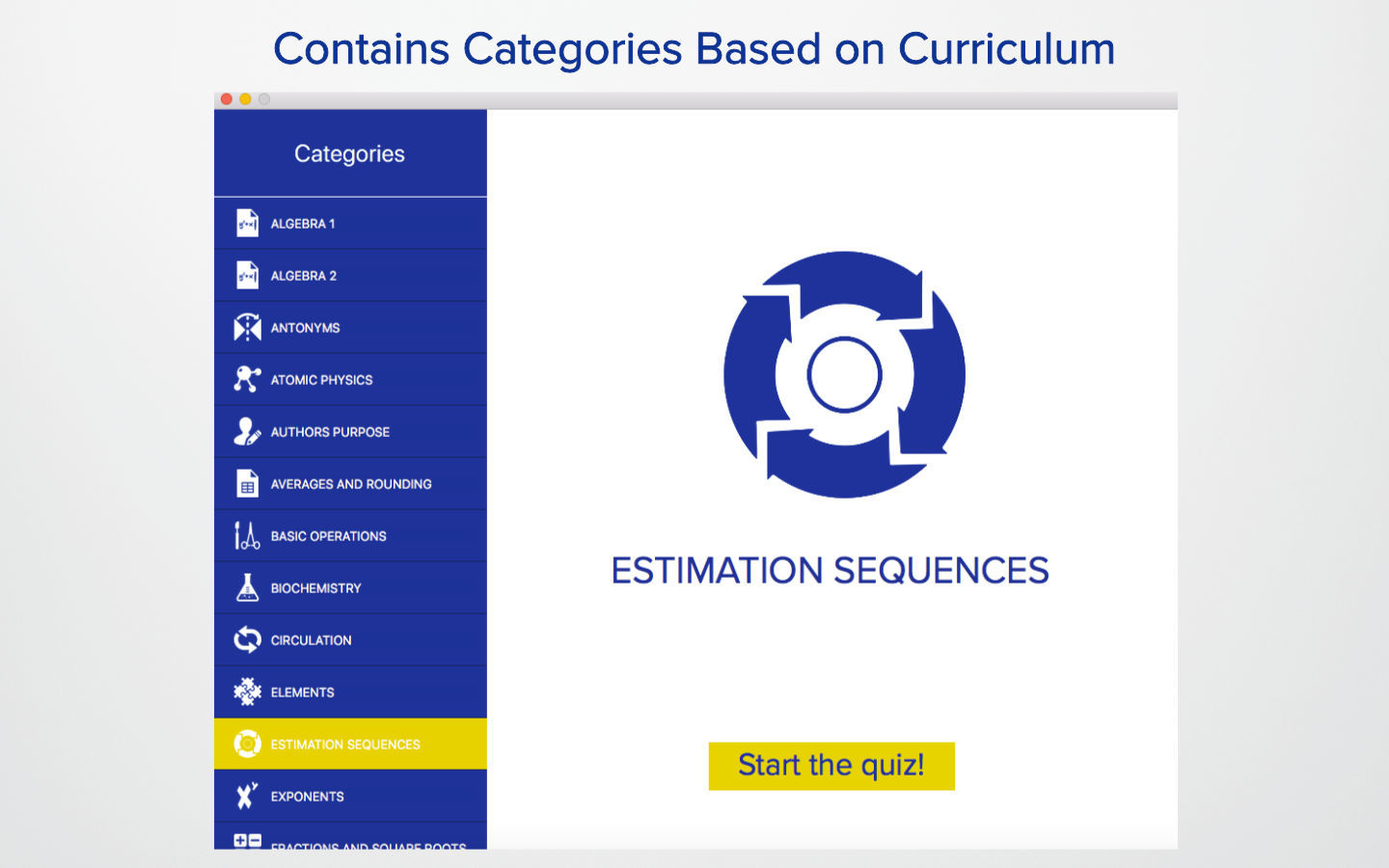 Screenshot 1 for PCAT Practice Exam