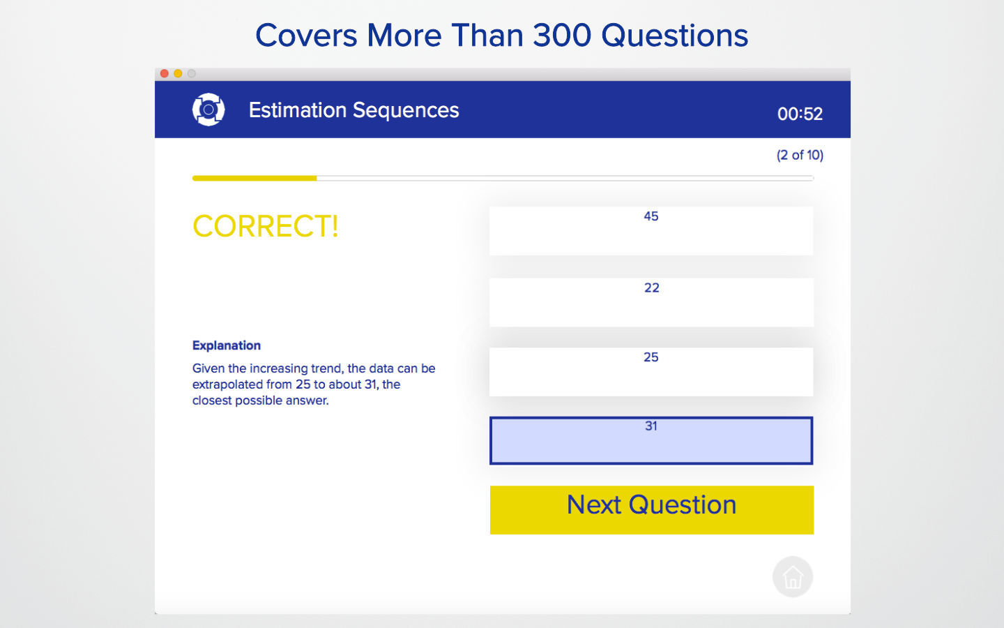 Screenshot 4 for PCAT Practice Exam