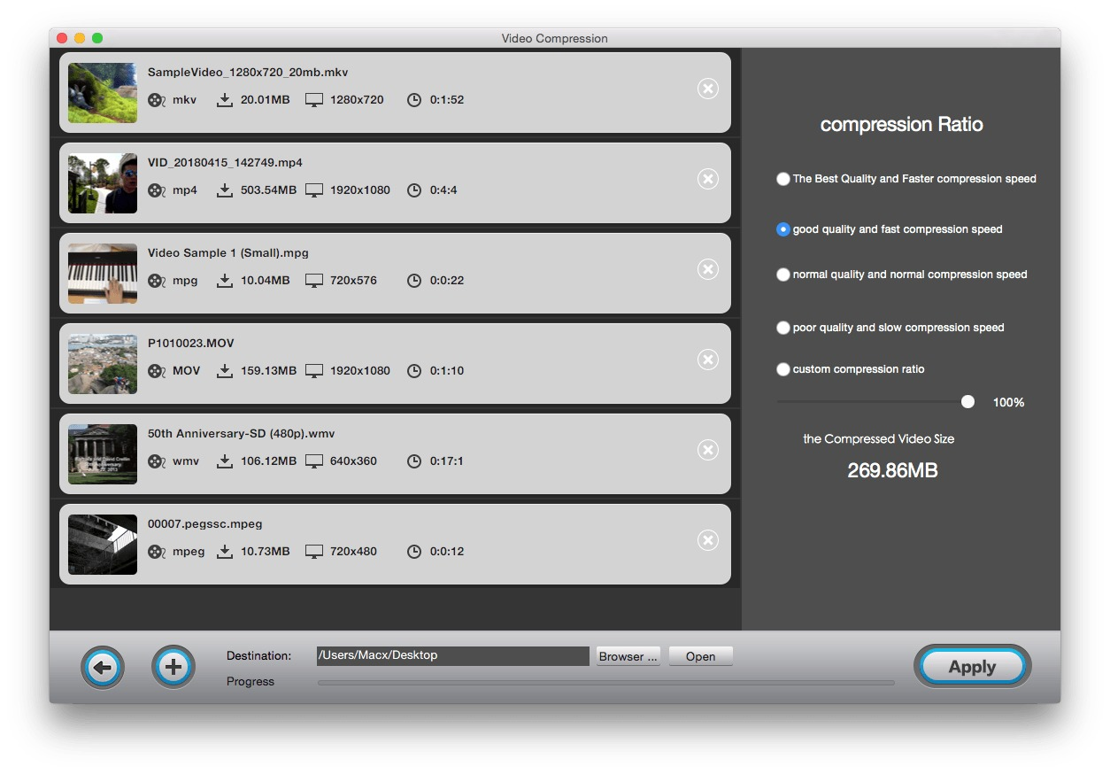 Screenshot 3 for Total Video Tools