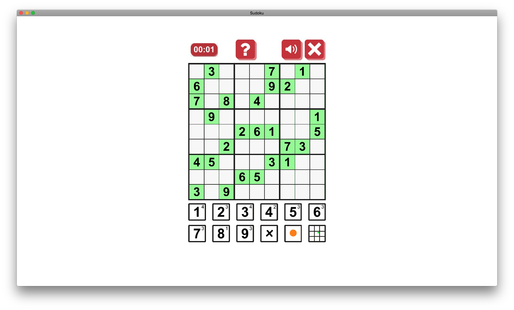 Screenshot 4 for Sudoku Origin