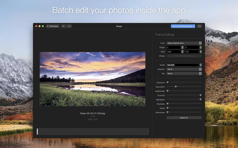 GlueMotion for Mac