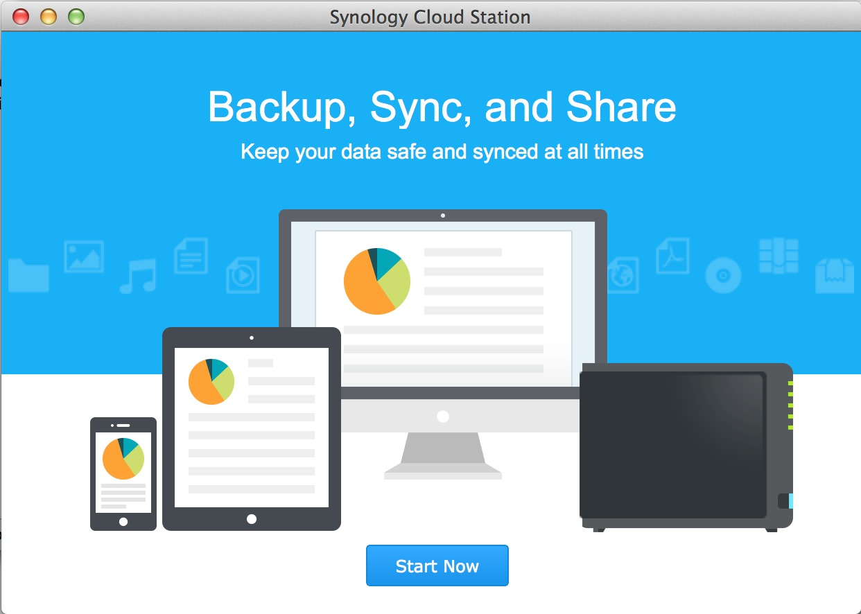 Synology Cloud Station Backup 4 2 8 free download for Mac | MacUpdate