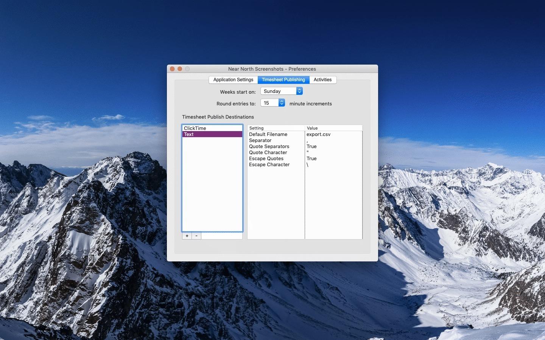 nnScreenshots for Mac