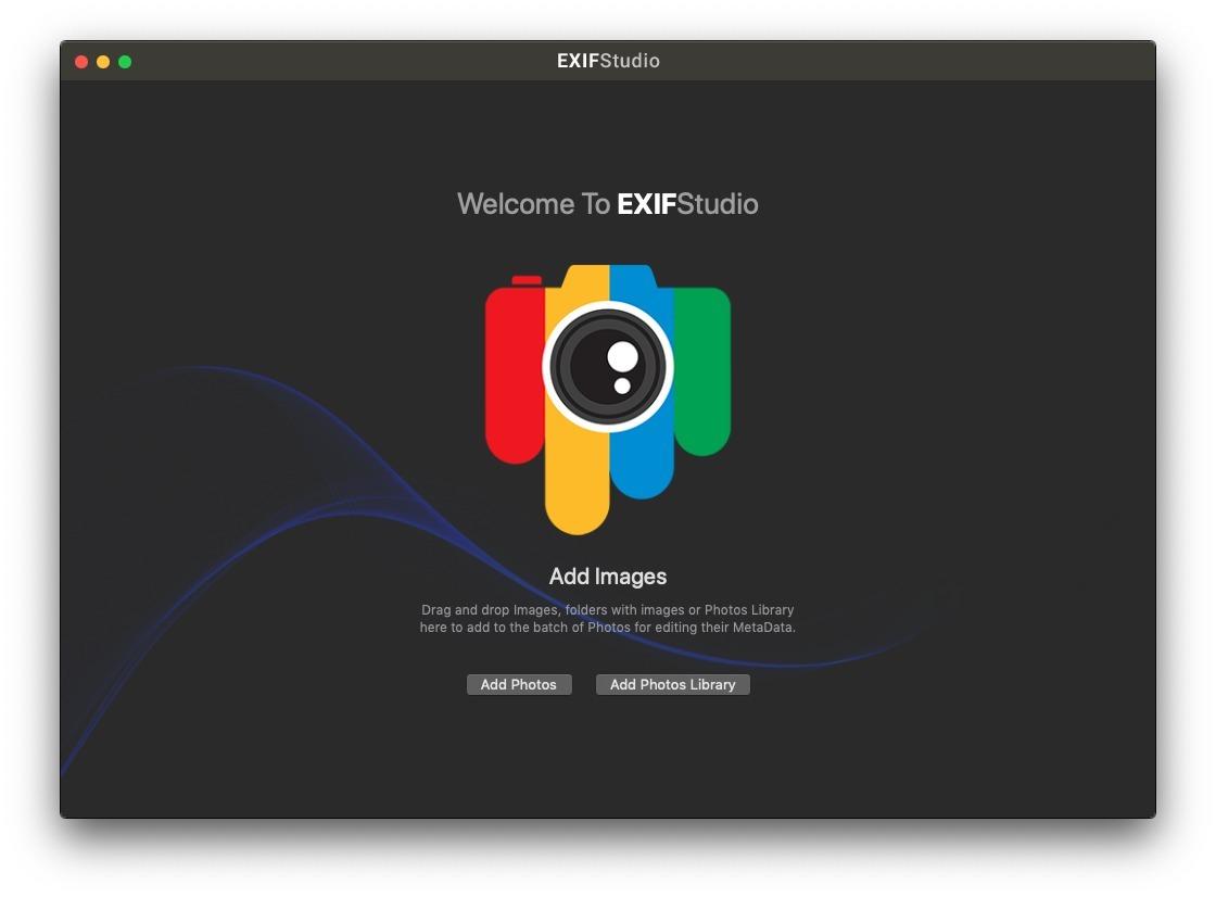 EXIF Studio for Mac