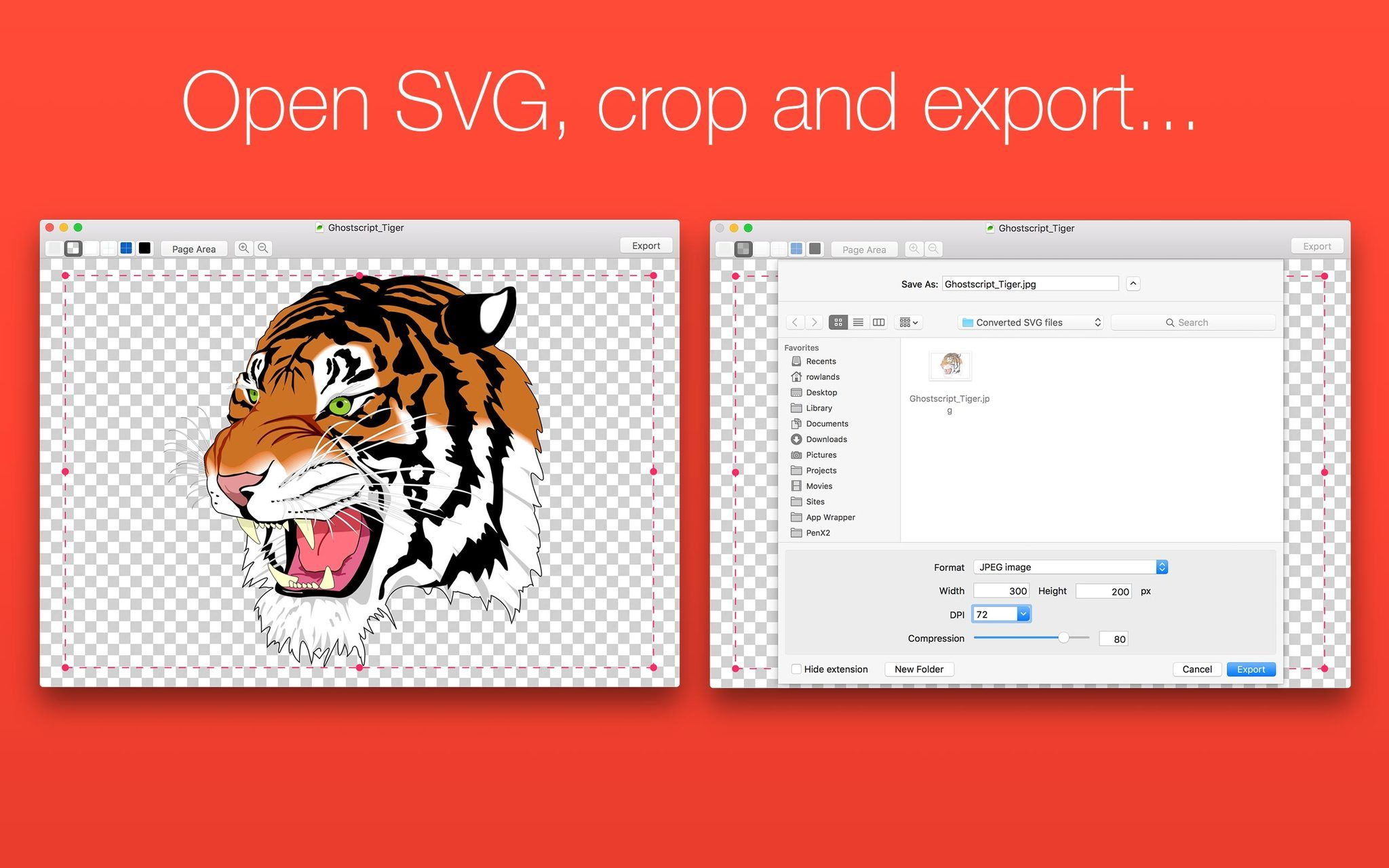 SVG Converter 3 0 free download for Mac | MacUpdate