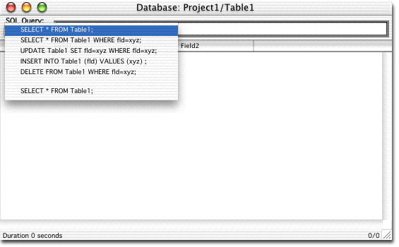 Screenshot 1 for SQLBoss Monitor X
