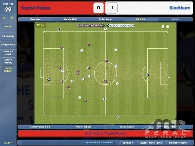 Screenshot 2 for Championship Manager 03/04