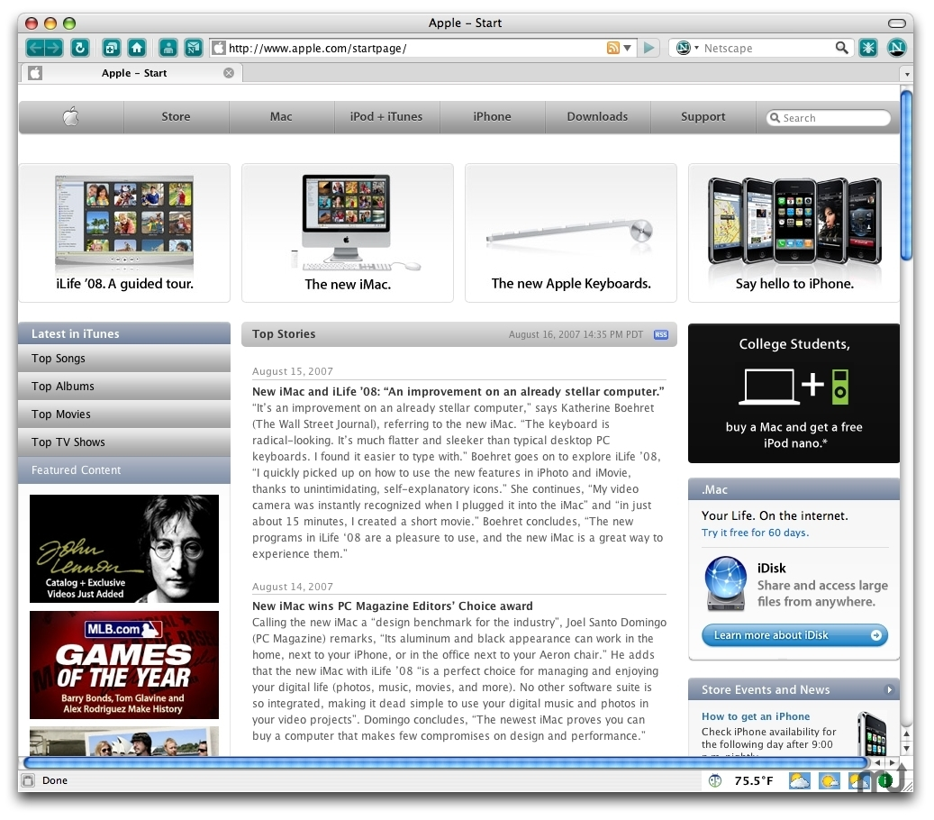 Netscape Navigator for Mac: Free Download + Review [Latest Version]