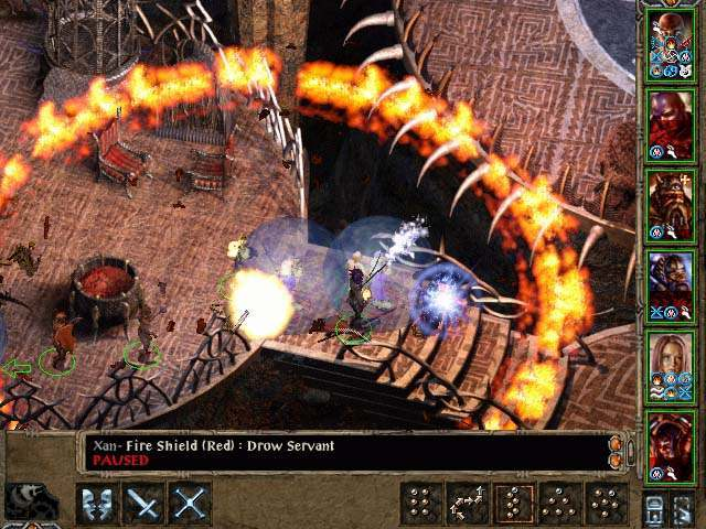 Screenshot 1 for Baldurs Gate II