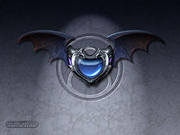 Screenshot 2 for Batwing Desktop Picture