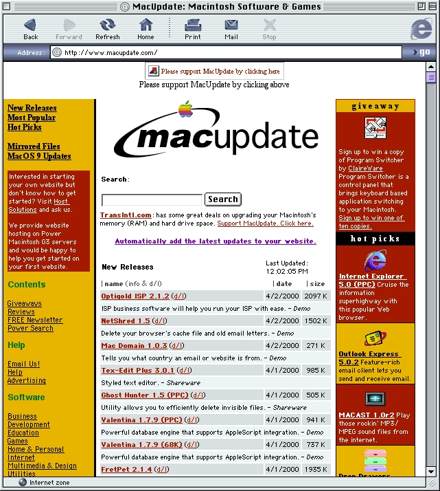 Screenshot 1 for CMTools
