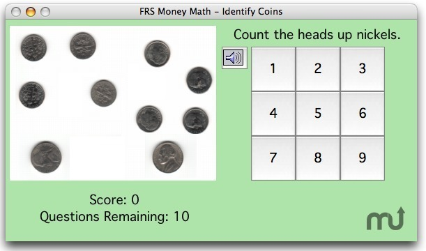Screenshot 1 for FRS Money Math X