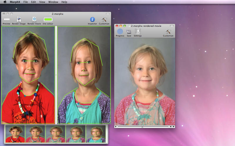 Professional Morphing Tool for Everyone.