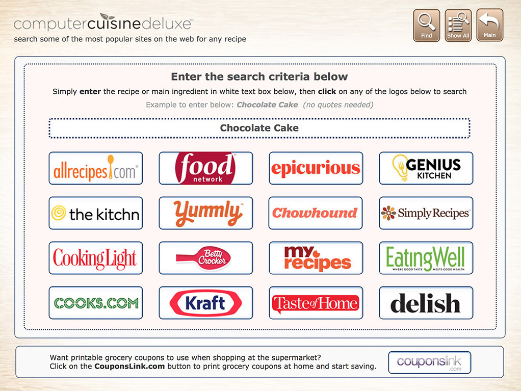 Screenshot 5 for Computer Cuisine Deluxe