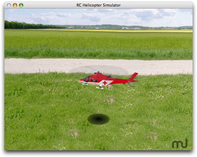 Screenshot 1 for RC Helicopter Simulator