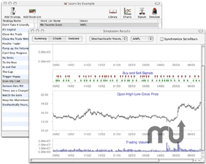 Screenshot 1 for Trade Strategist