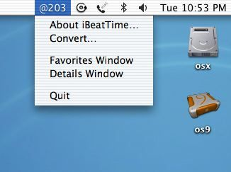 Screenshot 1 for iBeatTime
